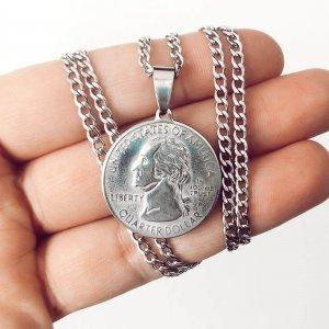 Colgante Coin