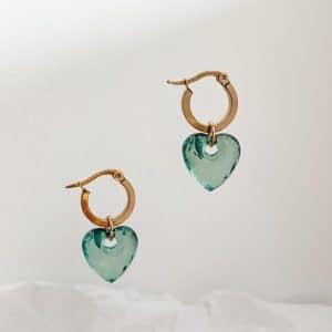 Aritos Heart Green